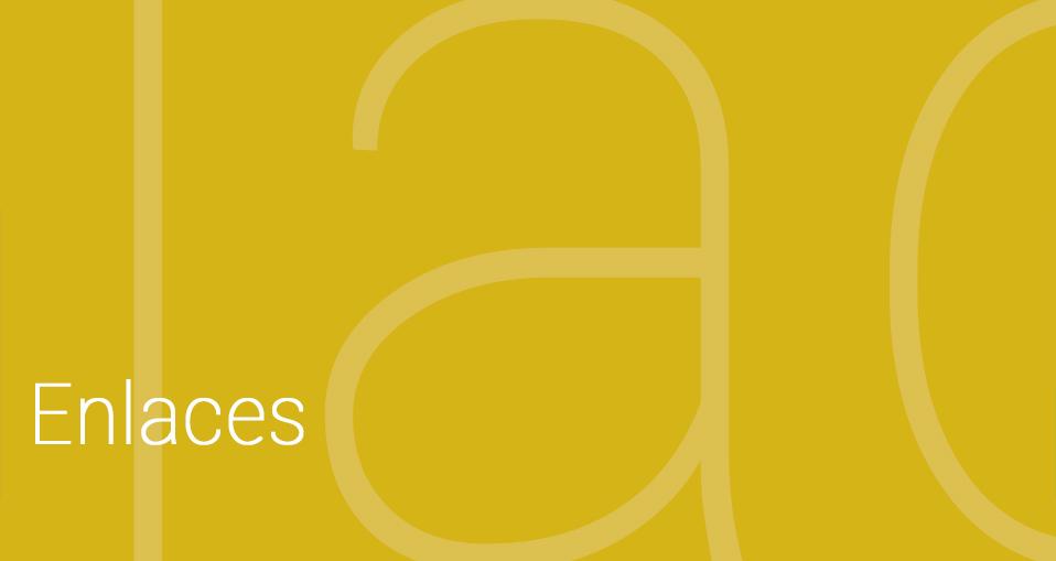 Enlaces destacados de colaboradores y otras asociaciones