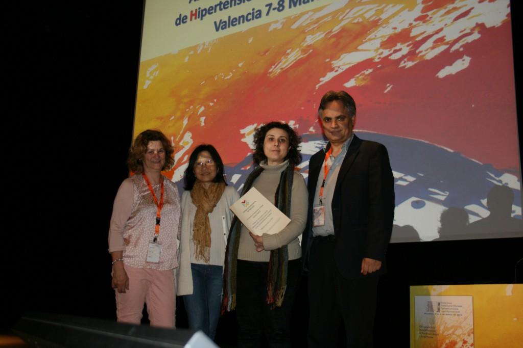 Premio del Colegio Oficial de Enfermería de Valencia