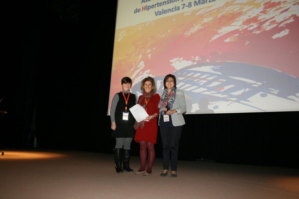 Premio Mejor Comunicación Oral