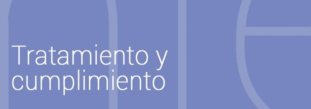 Sesión informativa para pacientes sobre tratamiento y cumplimiento