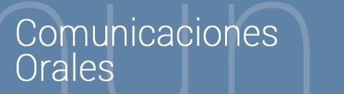 Comunicaciones Orales