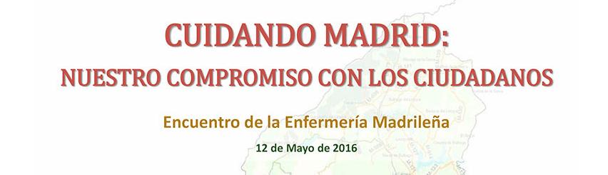 Encuentro de la Enfermería Madrileña