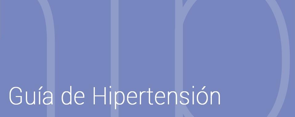 Guía de Hipertensión: Manejo de la Hipertensión en Enfermería