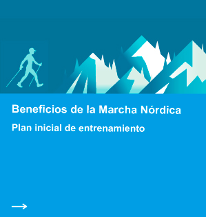 Beneficios de la marcha nórdica