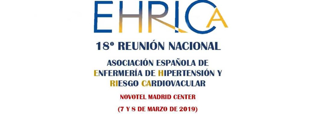 18ª Reunión Nacional EHRICA